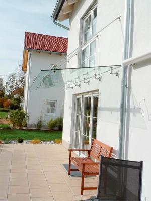 Glasdach Terrasse glasdach für terrasse und vordach glaserei wenzel münchen