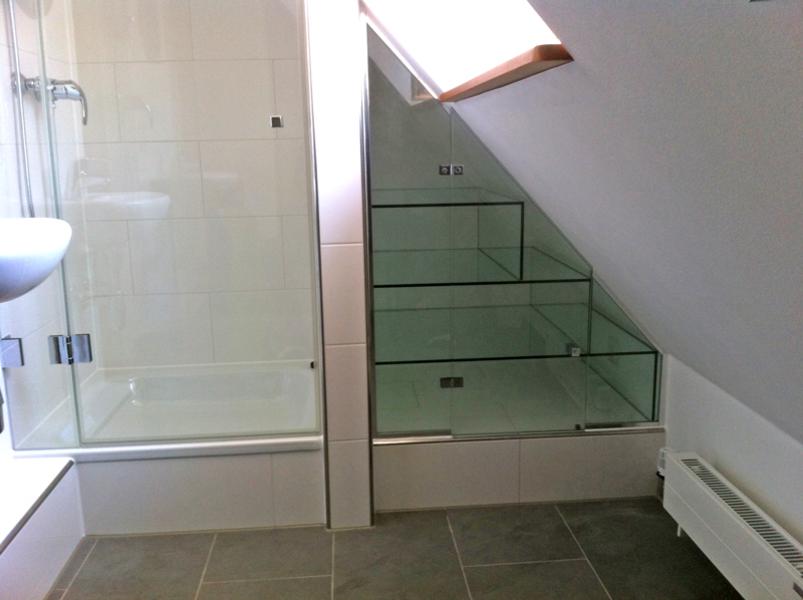 Duschkabinen - Duschabtrennung - Maßanfertigung - Glaserei ...