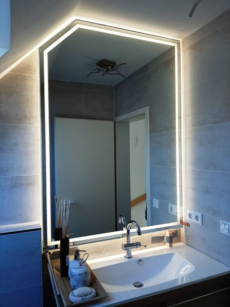 Spiegel Fur Bad Diele Schlafzimmer Glaserei Wenzel Munchen
