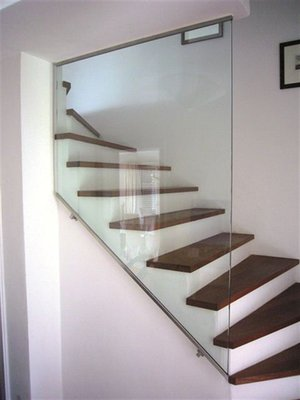 galerie treppenverglasung glaserei wenzel m nchen. Black Bedroom Furniture Sets. Home Design Ideas