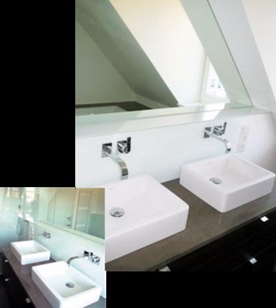 Spiegel Für Dachschrä spiegel spiegelverkleidungen bad diele schlafräume glaserei