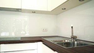Küchenrückwand aus Glas - Glaserei Wenzel, München
