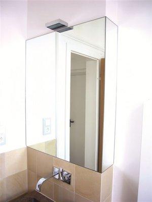 Badspiegel München spiegel spiegelverkleidungen bad diele schlafräume glaserei